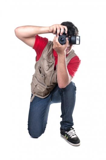 Dia do Repórter Fotográfico
